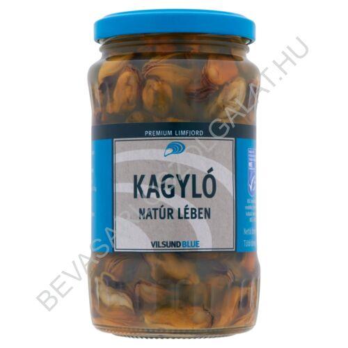 Vilsund Blue Kagyló Natúr Lében üveges 350/200 g