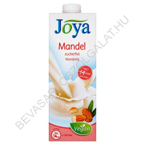 Joya Mandulaital Kalciummal Cukormentes UHT 1 l