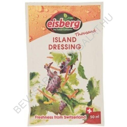 Eisberg Salátaöntet Ezersziget 50 ml