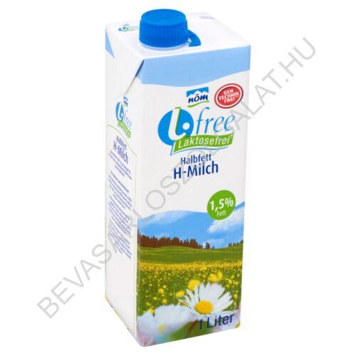 Nöm Laktózmentes Tej UHT 1,5 % 1 l