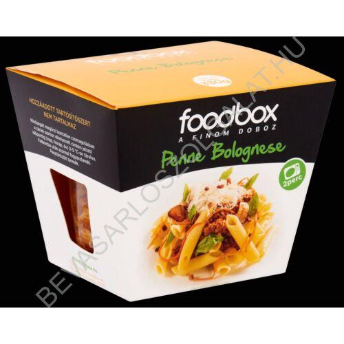 Foodbox Friss Készétel Penne Bolognese 300 g
