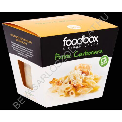 Foodbox Friss Készétel Penne Carbonara 300 g