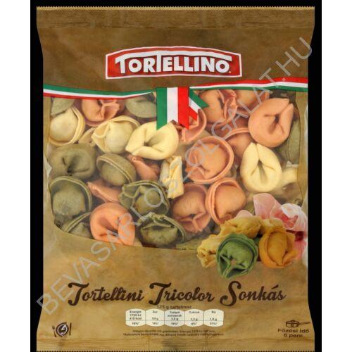 Tortellino Tortellini TRICOLOR Sonkás 500 g