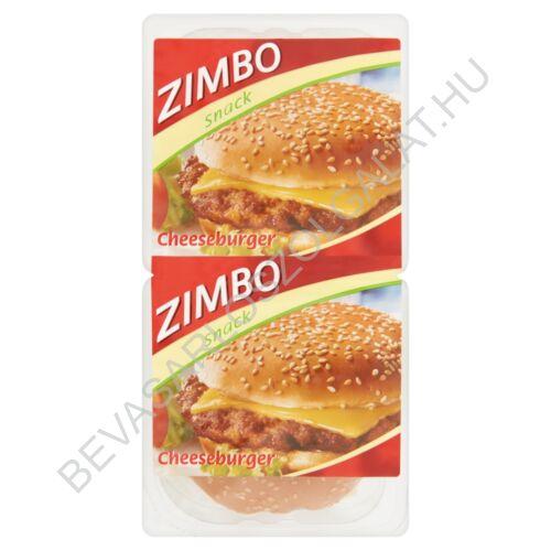 Zimbo Cheeseburger védőgázas 2 db, 280 g