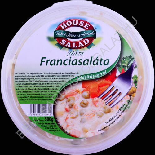 House Salad Házi Franciasaláta 500 g