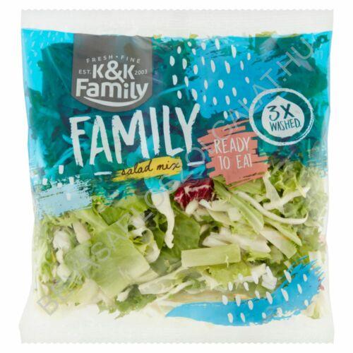 K&K Family Friss Salátakeverék Family 200 g