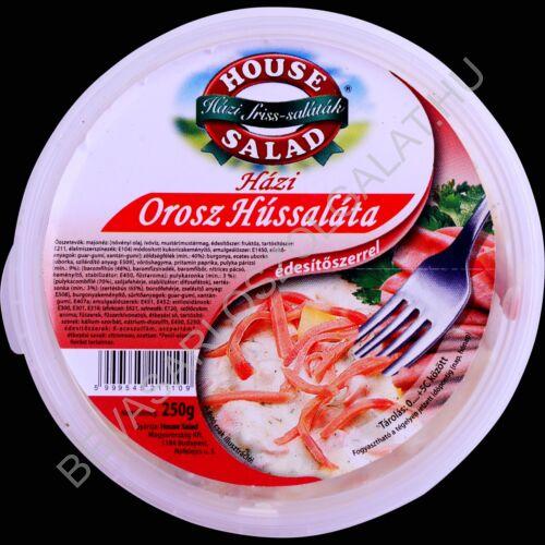 House Salad Házi Orosz Hússaláta 250 g