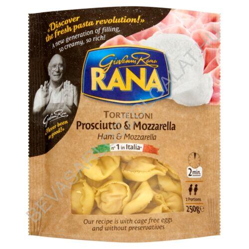 Giovanni Rana Tortelloni főtt sonkás és mozzarellás tojásos friss tészta 250 g