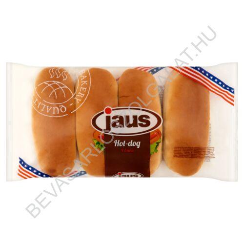 Jaus Hot Dog Kifli 4 db, 250 g