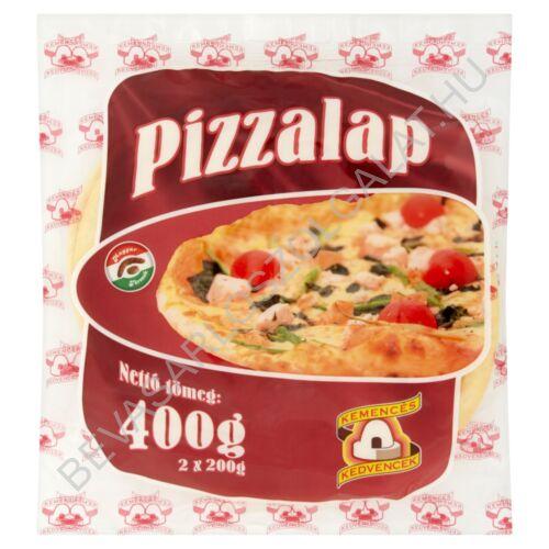 Kemencés Kedvencek Pizzalap 2x200 g=400 g