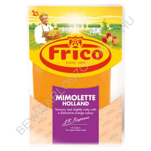 Frico Mimolette Sajt szeletelt, védőgázas 100 g