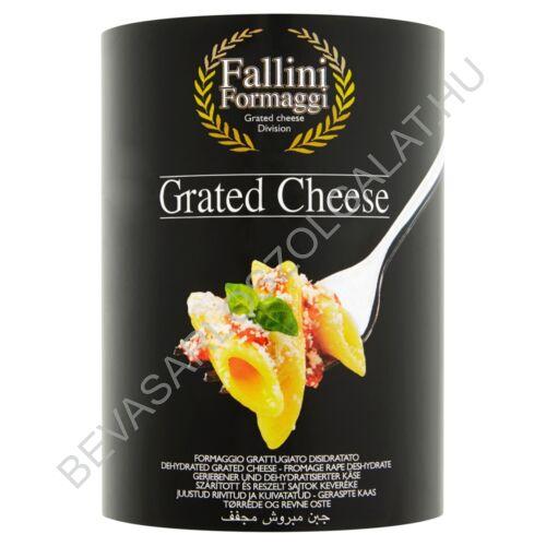 Fallini Grated Cheese Parmezán Jellegű Sajt Reszelt, szóródobozos 250 g