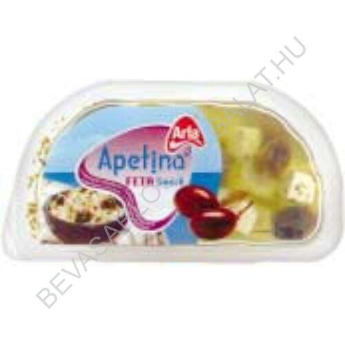 Arla Apetina krémfehérsajt fekete olívabogyóval 100 g