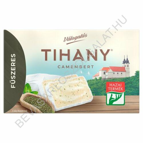 Tihany Válogatás Szendvics Camembert Sajt Fűszeres 120 g (#12)