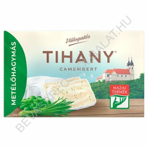 Tihany Válogatás Szendvics Camembert Sajt Metélőhagymás 120 g (#12)