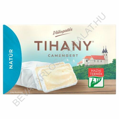 Tihany Válogatás Szendvics Camembert Sajt Natúr 120 g (#12)