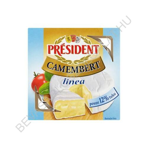 Président Camembert Sajt Light 90 g
