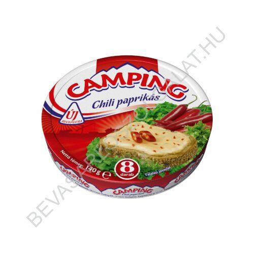 Camping Körcikkelyes Sajt Chili Paprikás 140 g (#16)