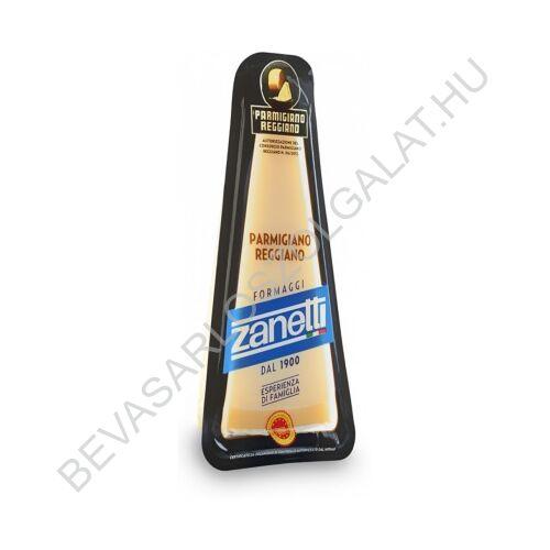 Zanetti Parmigiano Reggiano Parmezán Sajt 200 g