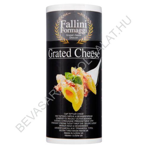 Fallini Grated Cheese Parmezán Jellegű Sajt Reszelt, szóródobozos 80 g