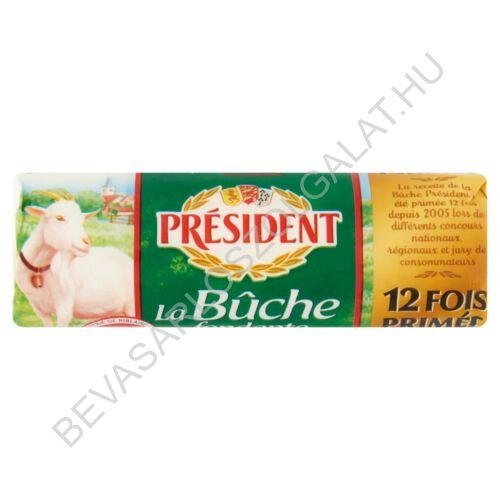 Président La Buche Kecskesajt 180 g