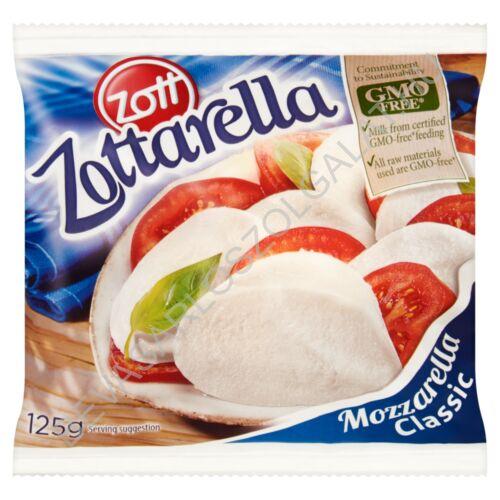 Zott Zottarella Classic Mozzarella Sajt Lében zacskós 200/125 g (#10)