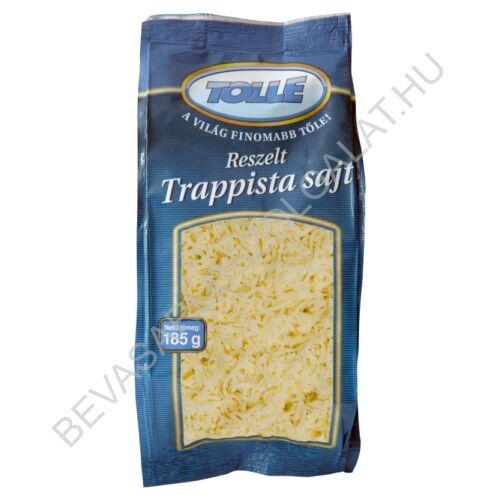 Tolle Reszelt Trappista Sajt védőgázas 185 g