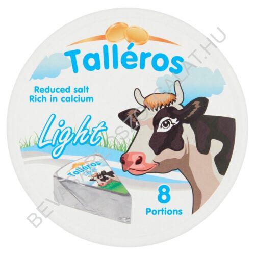 Talléros Körcikkelyes Sajt Light 140 g