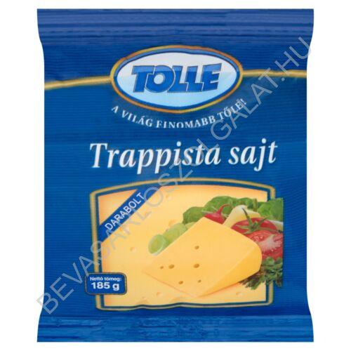 Tolle Trappista Sajt darabolt, védőgázas 185 g