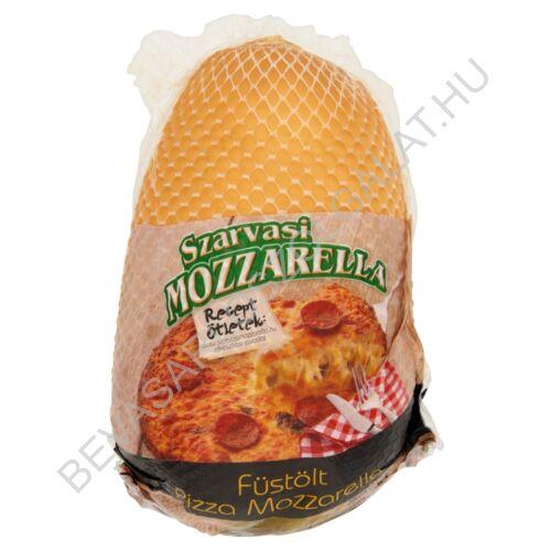 Szarvasi Füstölt Pizza Mozzarella Tömbsajt 1000 g