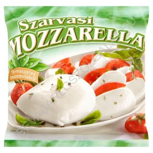 Szarvasi Mozzarella Sajt Lében 200/100 g
