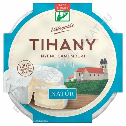Tihany Válogatás Ínyenc Camembert Sajt Natúr 125 g (#10)