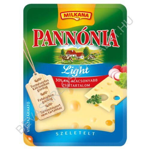Pannónia Sajt Light szeletelt, védőgázas 125 g