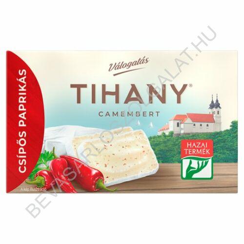 Tihany Válogatás Szendvics Camembert Sajt Csípős Paprikás 120 g (#12)