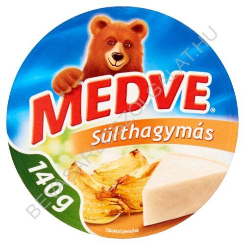 Medve Körcikkelyes Sajt Sülthagymás 140 g