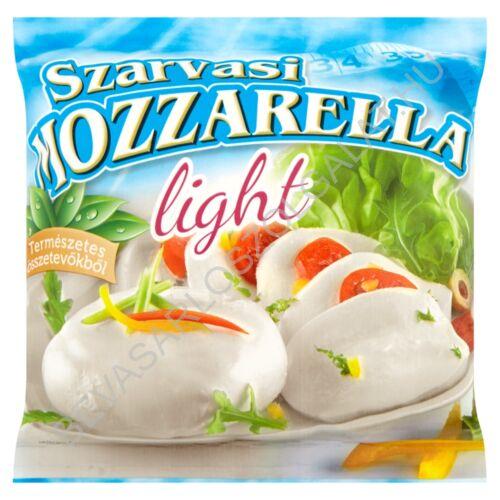 Szarvasi Mozzarella Sajt Lében LIGHT 200/100 g
