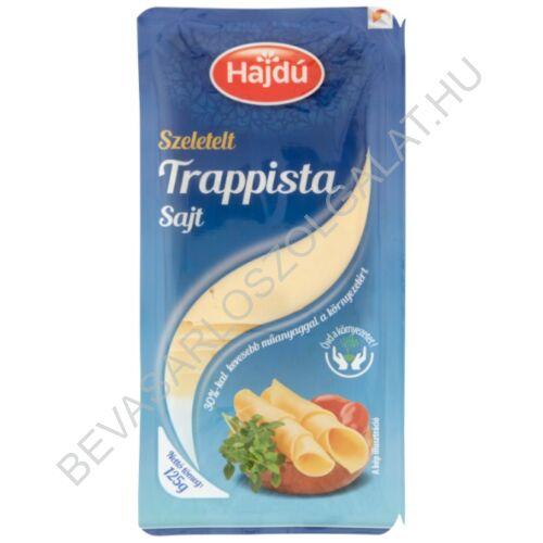Hajdú Trappista Sajt szeletelt, védőgázas 125 g