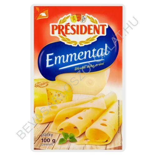 Président Szeletelt Sajt Emmental 100 g
