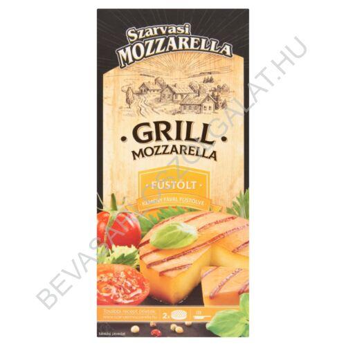 Szarvasi Mozzarella füstölt grill mozzarella 2 db 150 g