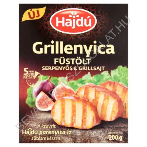 Hajdú Grillenyica füstölt serpenyős & grillsajt 200 g (#12)