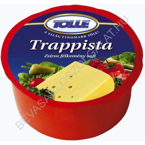 Tolle Trappista Sajt Kerek Egész (1 darab kb. 1,5 kg)