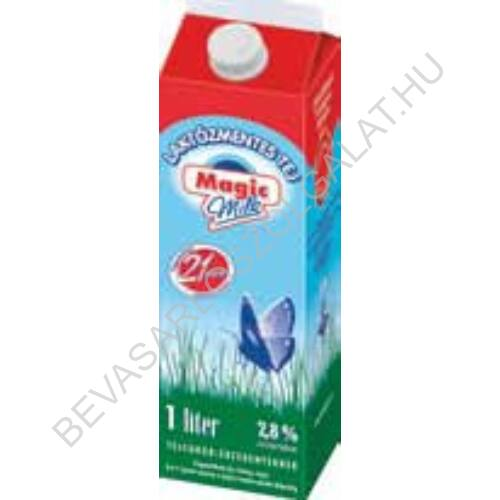 Magic Milk Laktózmentes Friss Tej 2,8% 1 l