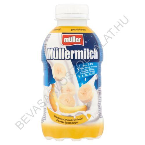 Müller Müllermilch Tejital Banán 377 ml
