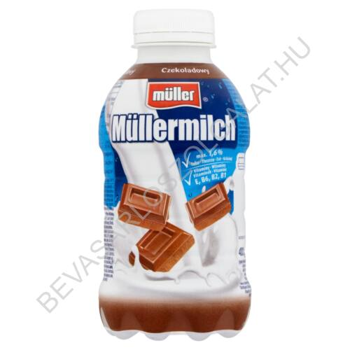 Müller Müllermilch Tejital Csokoládé 373 ml