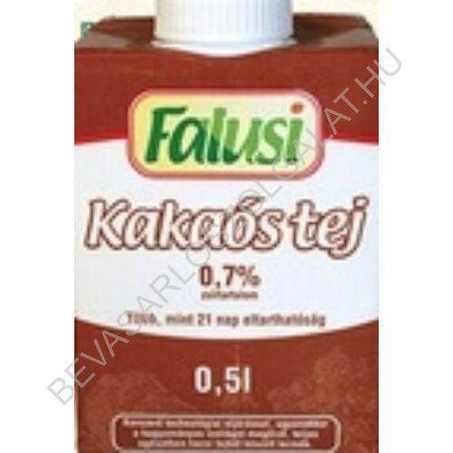 Falusi ESL Kakaós Tej 0,7% dobozos 500 ml (#12)
