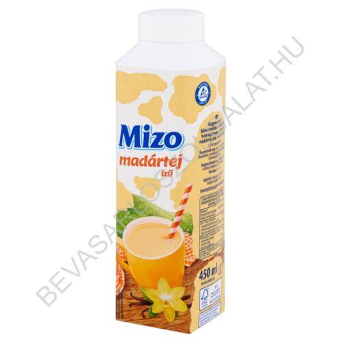 Mizo Madártej Ízű Tejkészítmény Félzsíros 450 ml (#10)