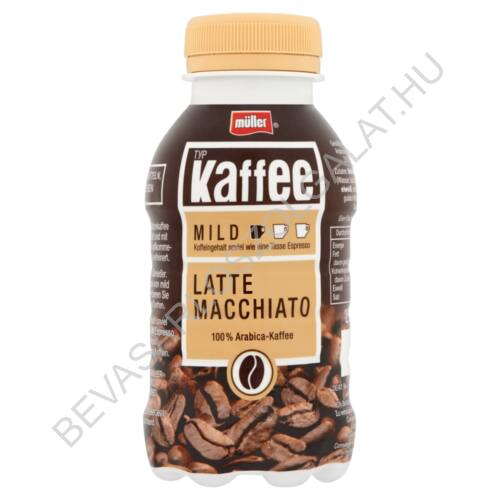 Müller Kaffee Latte Macchiato 250 ml