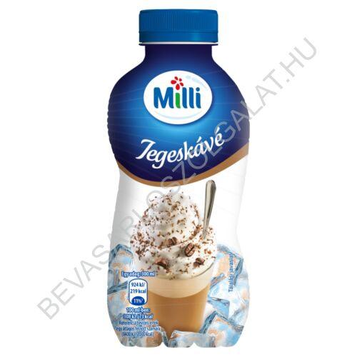 Milli Jegeskávé UHT PET 300 ml (#12)