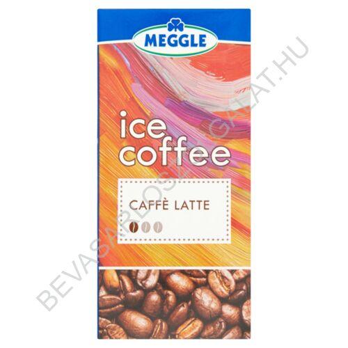 Meggle Ice Coffe Caffé Latte Kávés Tejkészítmény UHT 330 ml (#15)
