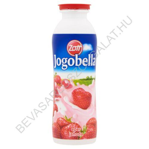 Zott Jogobella Joghurtital Eper 250 g (#12)